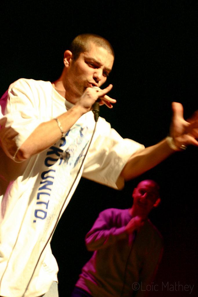 2005 - ALM@Festival mars attack
