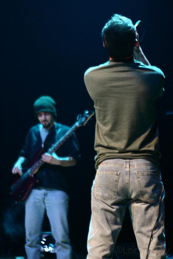 2005 - Psome@Festival mars attack